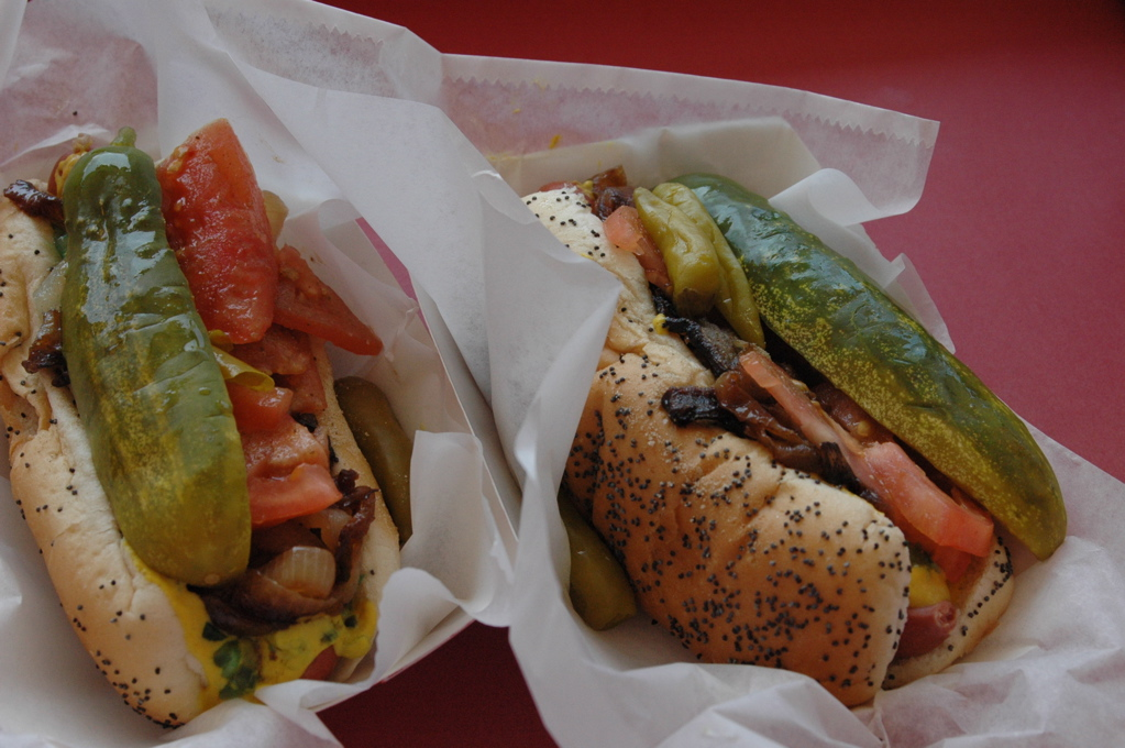 Poochies Hot Dogs Chicago